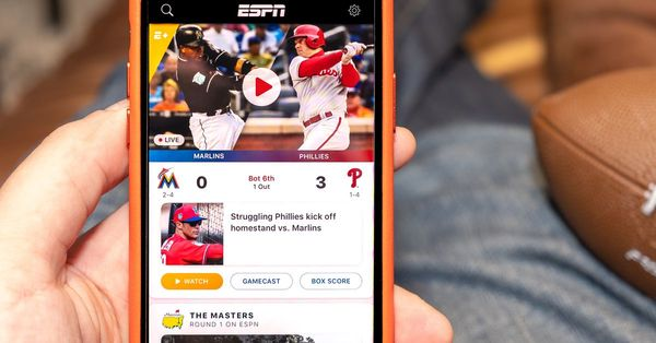 Disney Kicks Off Streaming Future with ESPN+