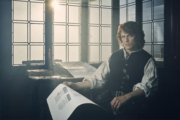 """Sam Heughan: """"En 'Outlander' hay un nuevo desafío en cada capítulo"""""""