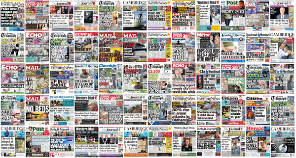 Five years of the Trinity Mirror Data Unit