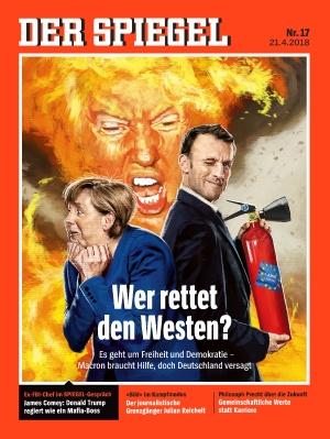 """""""Wie redt het Westen?"""""""