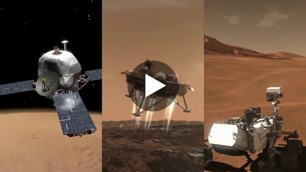 Bringing Mars Back To Earth - YouTube