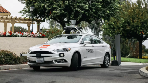Voyage takes to the open roads with its open-source safety standards