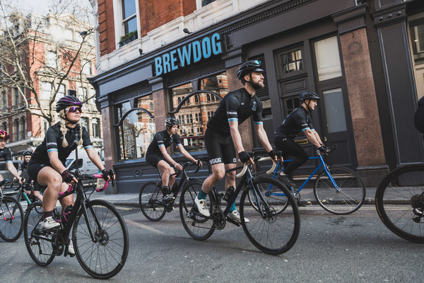 BrewDog beer launches global cycling club