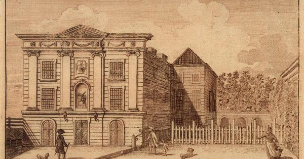Historische besluiten: edele en niet zulke edele intenties achter de bouw van de schouwburg