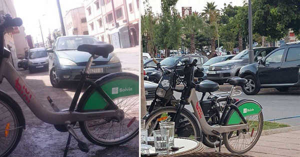 BIXI Bike From Montreal Mysteriously Ends Up In Morocco