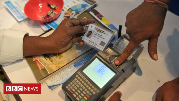 The pitfalls of India's biometric ID scheme
