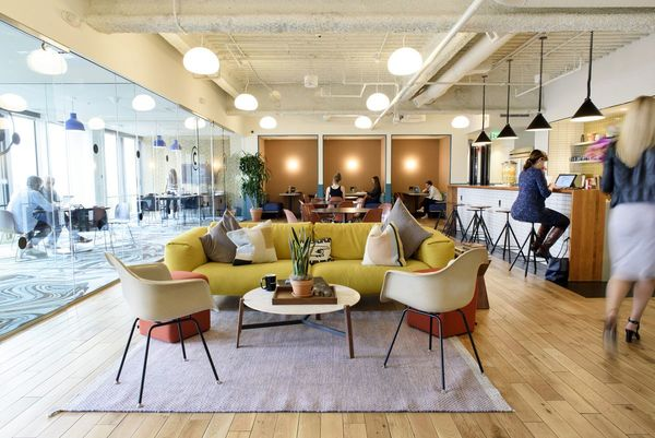The Numbers Behind WeWork's Growing Empire