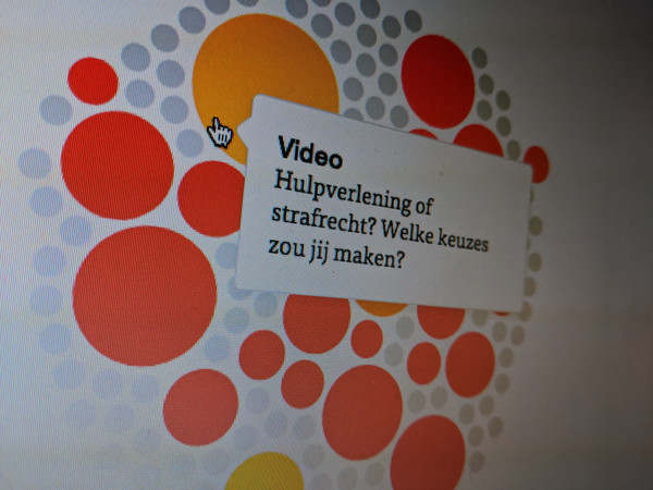 Studenten brengen schendingen privacy in politievlogs in beeld