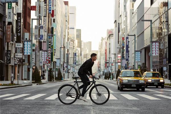 Deze slimme Nederlandse fiets gromt als iemand ermee aan de haal gaat