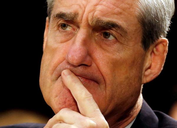 Speciaal aanklager Robert Mueller (foto: Reuters)