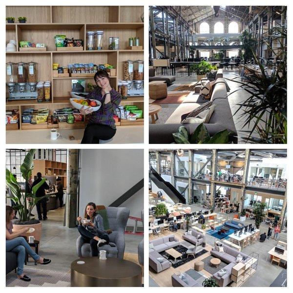 Payroll & HR developer Gusto's new San Francisco headquarters