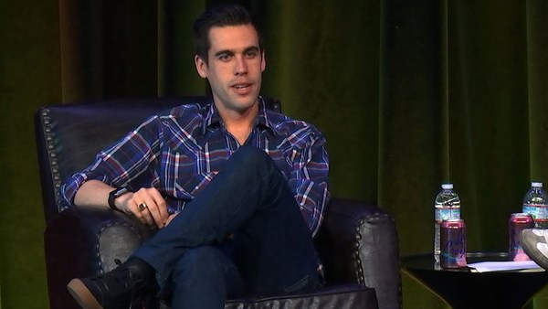 "Ryan Holiday: ""Conspiracy: Peter Thiel, Hulk Hogan [...]"" 