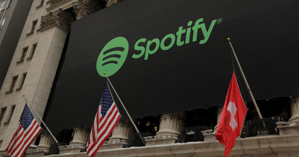 Spotify touts 75 million subscribers in first quarterly earnings report