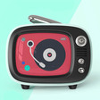 Deze nostalgische retro-tv is stiekem een moderne speaker