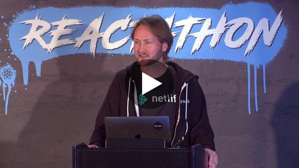 Matt Biilmann - Demoing Create React App Lambda