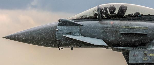Das Eurofighter-Konsortium erklärt, wie sie ihre Flugzeuge vor dem Radar verstecken