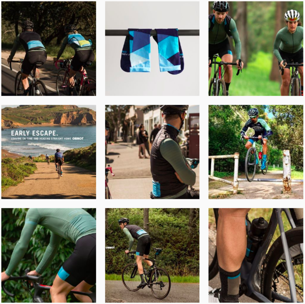 Cycling Apparel / Made In USA / ornotbike.com