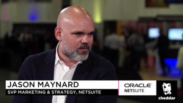 VIDEO: NetSuite Continues To Grow As Companies Turn To The Cloud