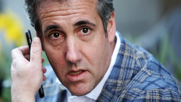 Cohen and the End of Trump's Presidency