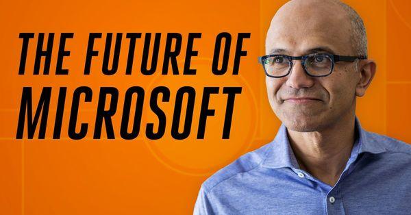 Exclusive: How Microsoft CEO Satya Nadella is rethinking Windows