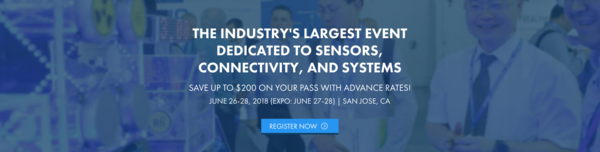 SENSORS EXPO & CONFERENCE - June 26-28