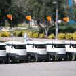 Starship Technologies launches autonomous robot delivery services for campuses | VentureBeat