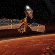 Strained Mars data relay possible in 2020's