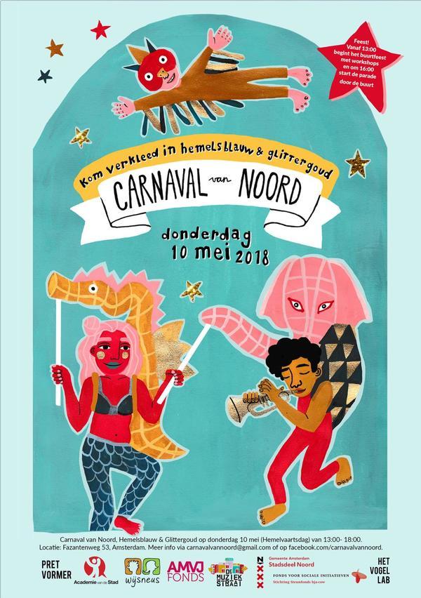 Carnaval van Noord 2018