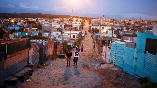 South Africa's Economic Inequality Gets Worse Long After Apartheid