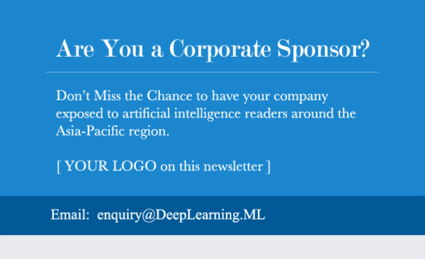 [ YOUR LOGO HERE ] - email enquiry@DeepLearning.ML