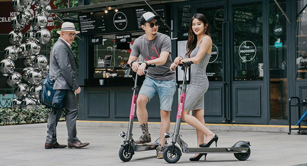 The Case for Electric Scooters  - CTech