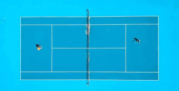 Beharrlichkeit beim Tennis – Mitko Tennis