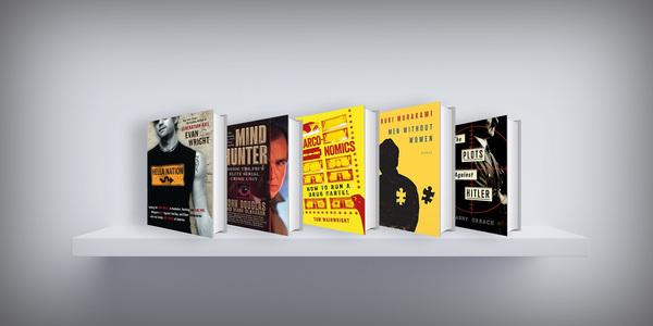 WANT Boeken: FBI, het complot rond Hitler, magische taal en meer!