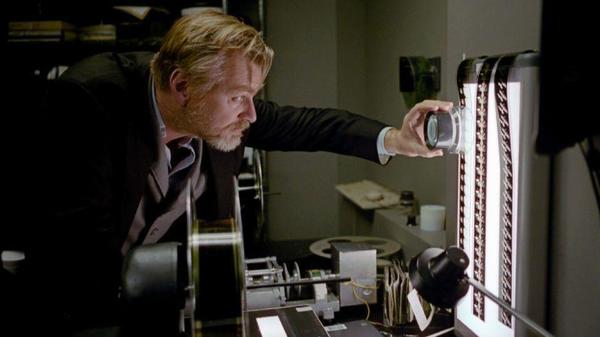 Christopher Nolan's mission with '2001': Beyond the infinite, back to analog