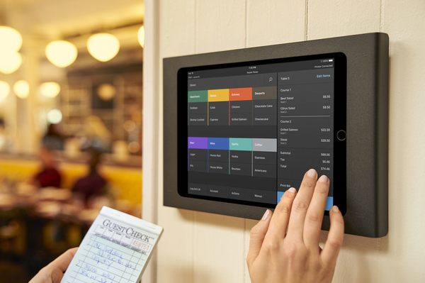 Square has released its Point of Sale for restaurants
