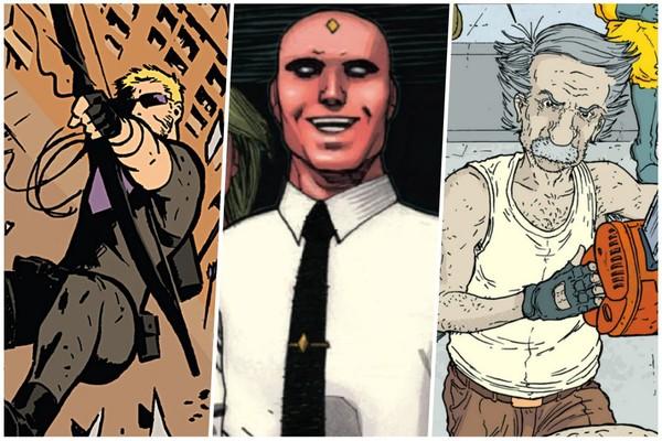 Guionistas de cómic que escribirían (muy) buenas series de televisión, por Miguel Ángel Oeste
