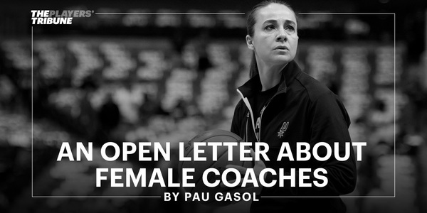An Open Letter About Female Coaches