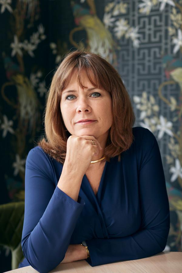 Portretteerde ik de koningin van het NOS Acht Uur Journaal: Astrid Kersseboom