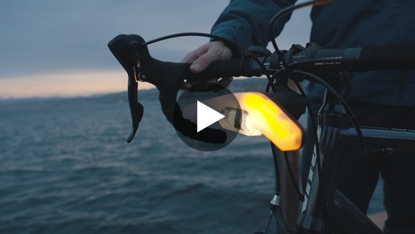 Blinkers: The ultimate bike light is nu te koop
