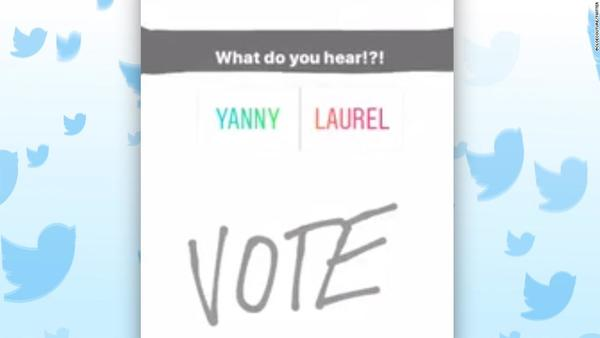 Yanny or Laurel? The audio version of 'The Dress' has arrived - CNN