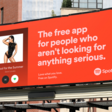 Spotify Pushes Its Free Tier With Fake Movie Trailers and Witty Outdoor Ads