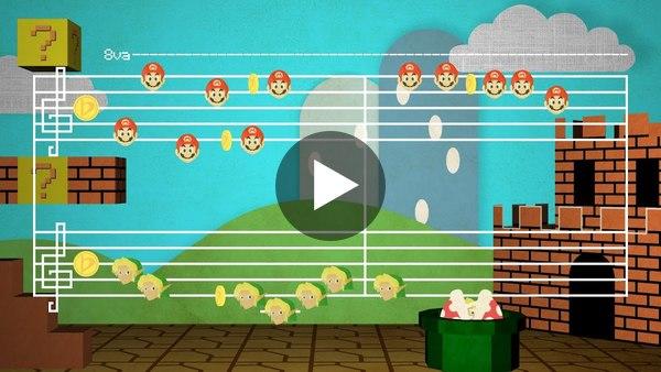 Nintendo Mashup - YouTube