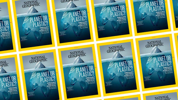 "The epic ""Planet or Plastic?"" NatGeo cover is just the beginning"
