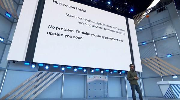 """Berechtigte Frage: Hat """"Google Duplex"""" eigentlich den Turing-Test bestanden?"""