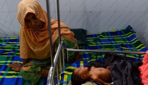 48.000 Rohingya-Frauen werden dieses Jahr Kinder bekommen – 9 Monate nach den Vergewaltigungen in Myanmar