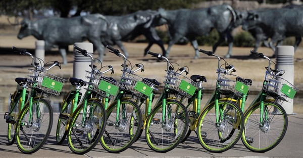 A mostly complete taxonomy of bikeshare (so far)