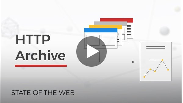 HTTP Archive - The State of the Web - YouTube