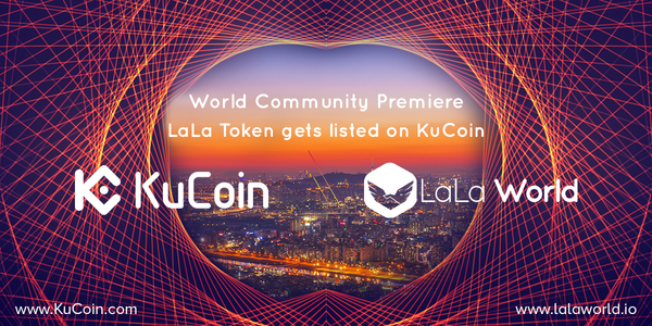 Click above image for Kucoin Exchange