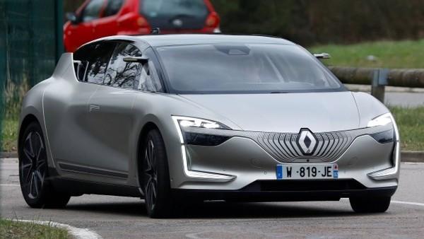 Bald autonome Autos auf französischen Straßen