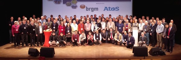 Attendees of the March TC/PC in Orléans, France